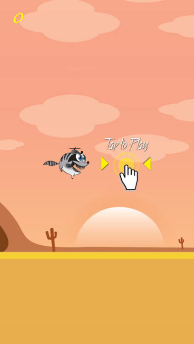 Razy Raccoon screenshot one
