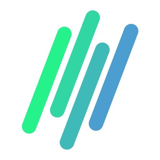 Aaptiv: #1 Audio Fitness App application logo