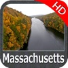 Lakes Massachusetts HD charts