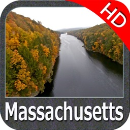 Lakes Massachusetts HD charts