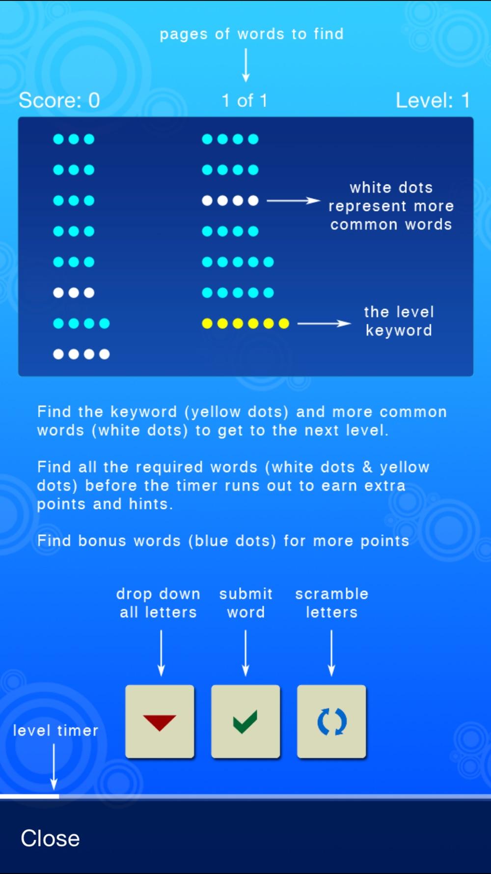 100 Words - Anagrams hack tool