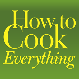 Ícone do app How to Cook Everything Veg
