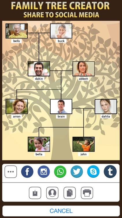 Family Tree Creator screenshot-5