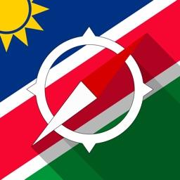 Namibia Offline Navigation