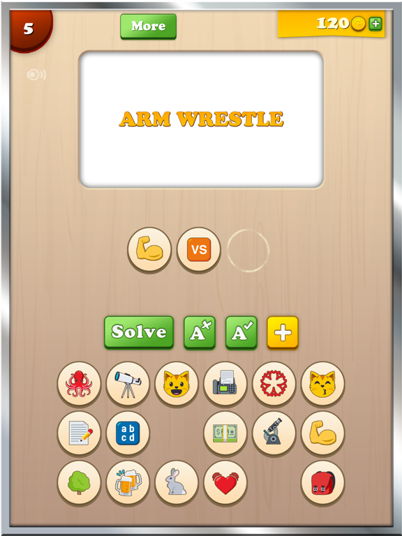 Find the Emoji - New Free Animated Keyboard Emojis Icons & Emoticons Art Guess Game App 2 screenshot