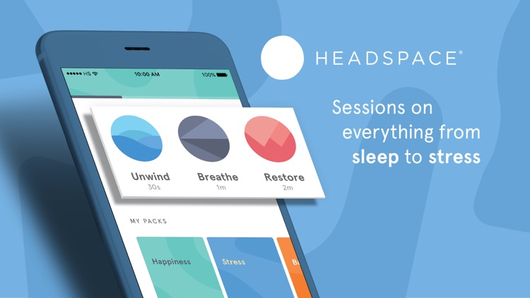Headspace: Meditation screenshot-9