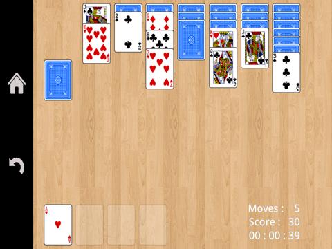 Patience - kaartspel iPad app afbeelding 5