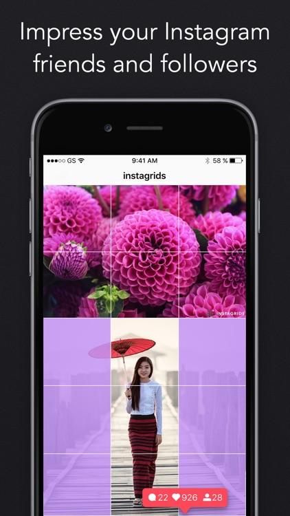 Grids - Feed Banner Pics screenshot-4