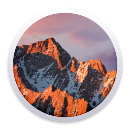 Ícone do app macOS Sierra