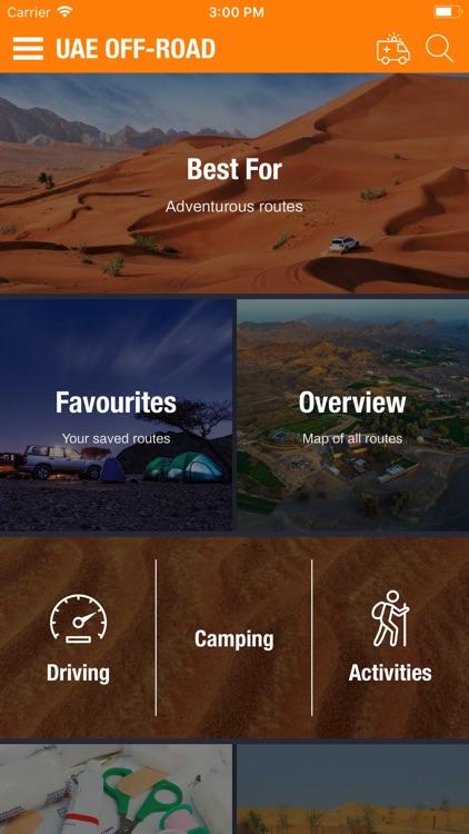 UAE Off-Road