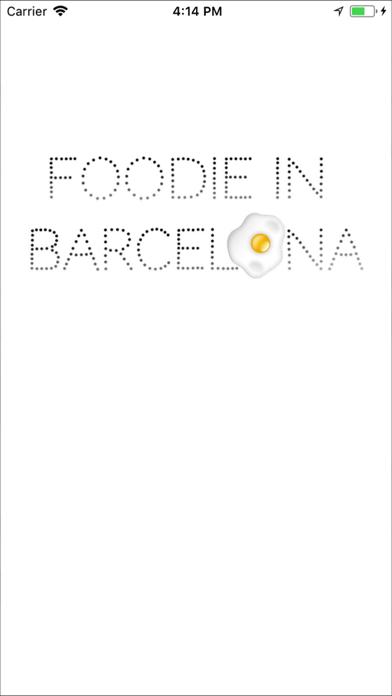 Foodie BCN Screenshot