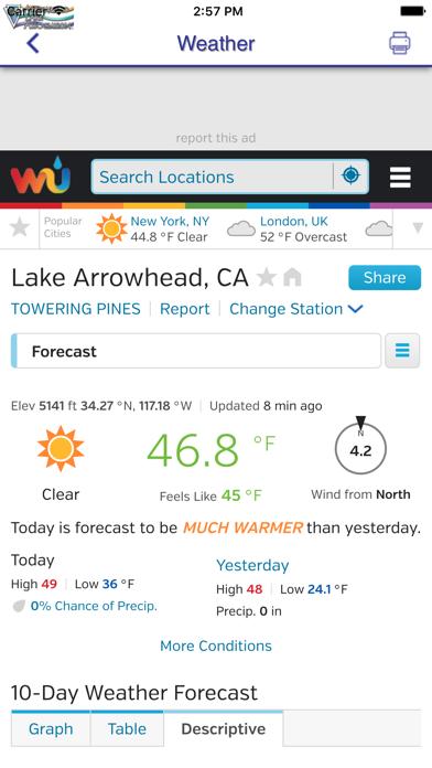 Screen Shot Arrowhead Lake Association 1