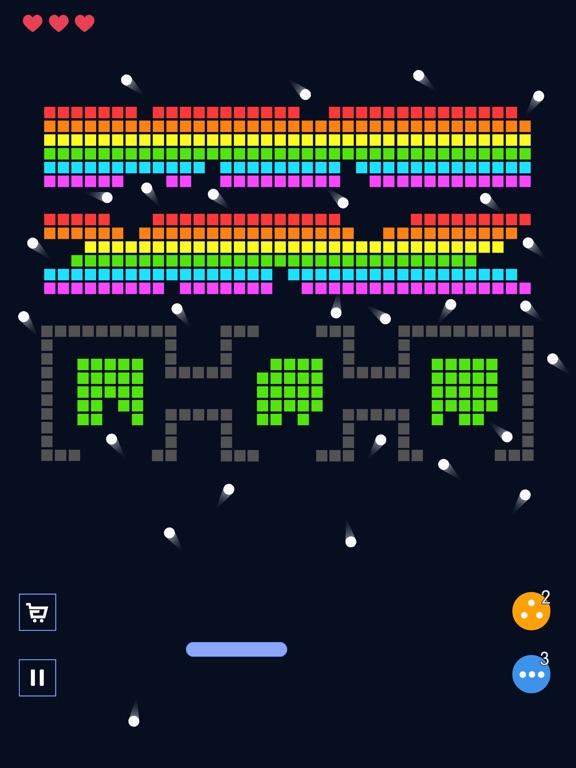 Break Bricks - Ball's Quest screenshot 4