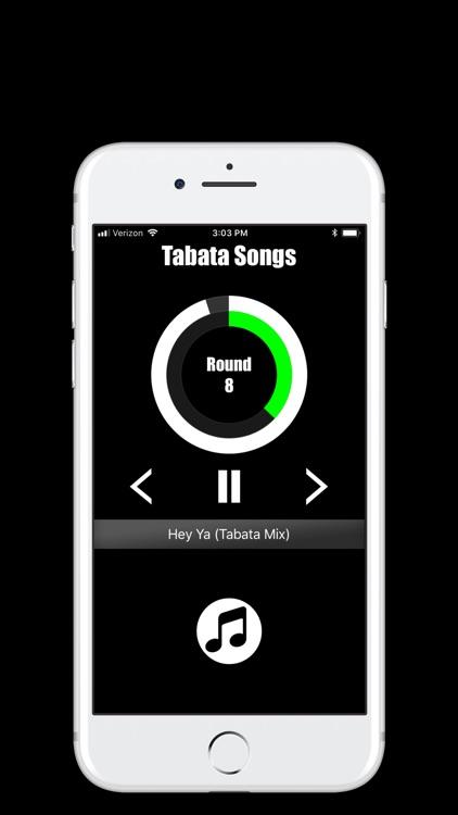 Tabata Songs screenshot-4