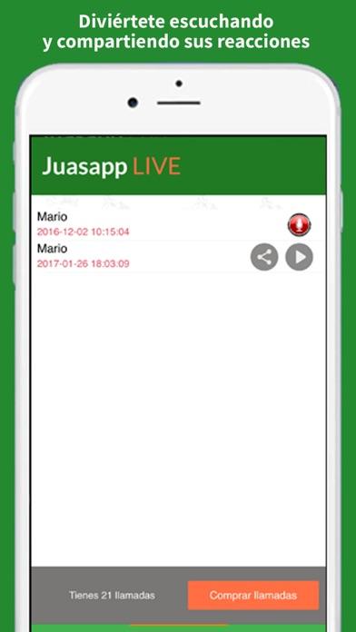 download Juasapp Live apps 0