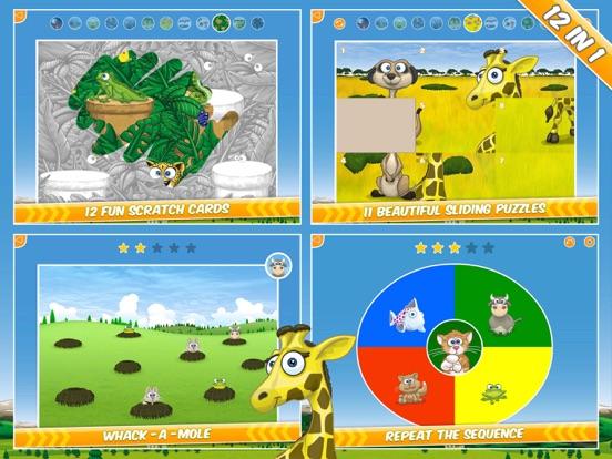 Скачать игру игровая площадка со зверюшками