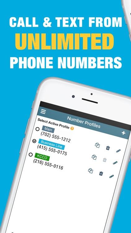 MASC Second Phone Number screenshot-0