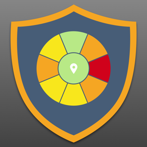Crime and Place - USA Crime Map and Compass app