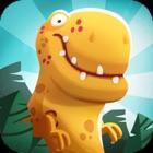 Dino bash - A batalha icon