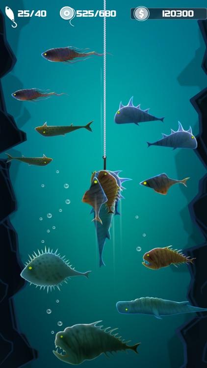 Monster Fish : Go Fishing screenshot-7