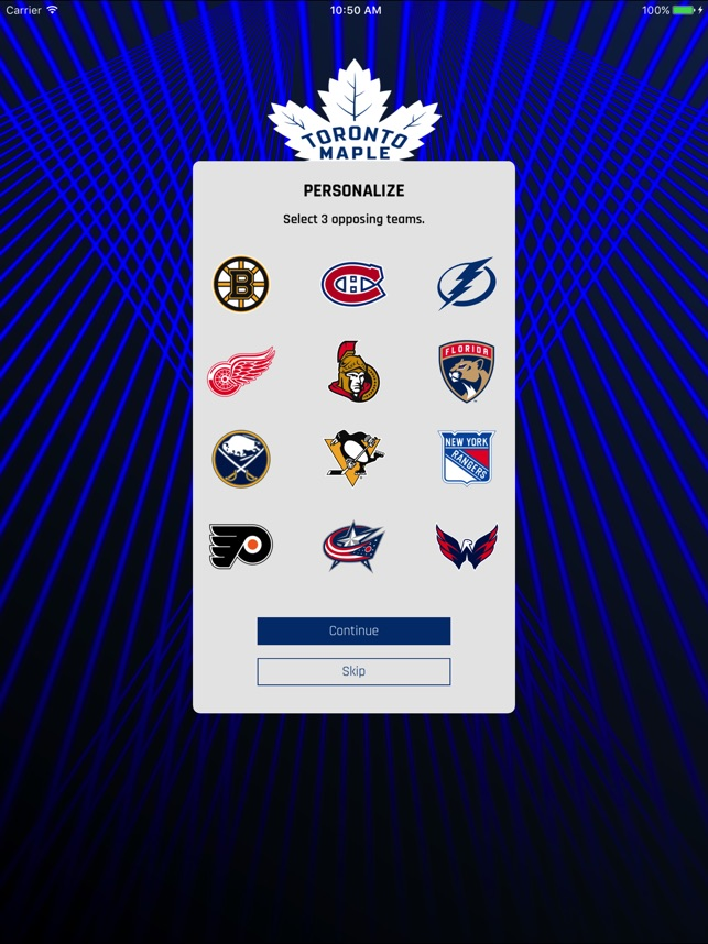 Toronto maple leafs on the app store bookmarktalkfo Images