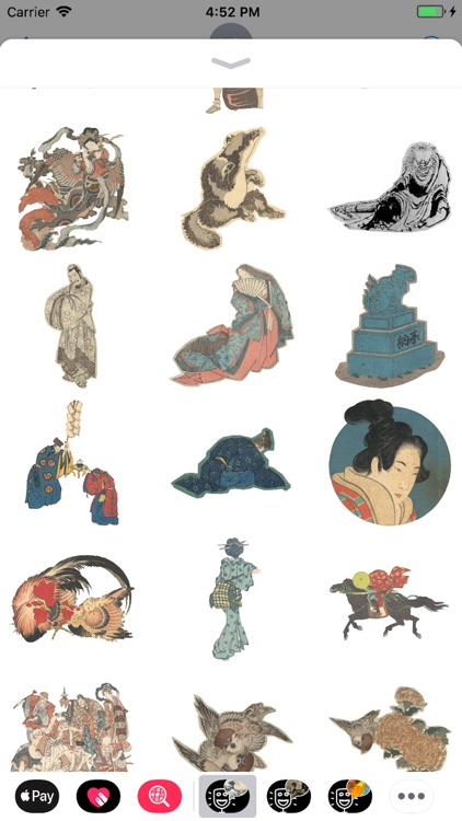 Japanese FineArt Stickers
