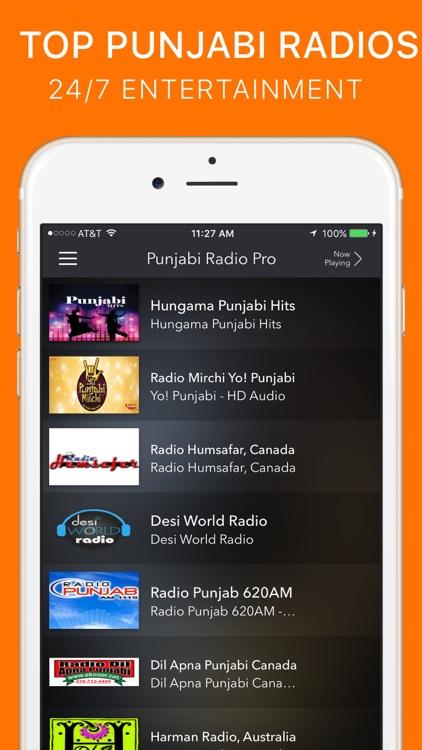 Punjabi Radio Pro - Desi FM