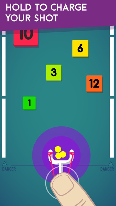 Sling Shot - Balls Attack screenshot 1