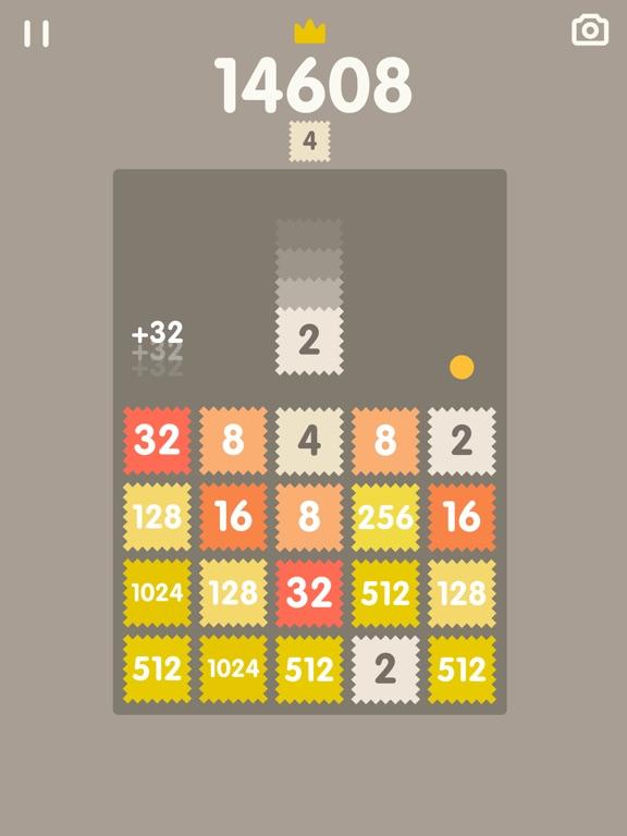 2048 Bricks screenshot 10