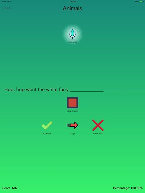 Fill in the Blank Nouns screenshot 9