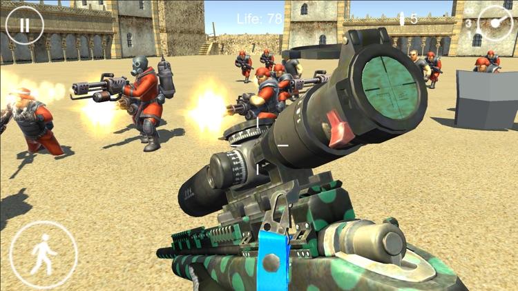 Gun Building 3 screenshot-3