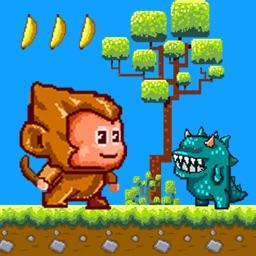 冒险的猴子-超级跑酷兄弟