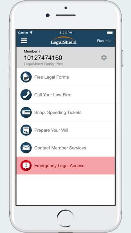 LegalShield, Law Firms On Call