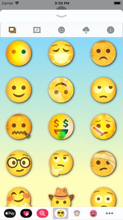 Amazing Emoji • Stickers screenshot-7