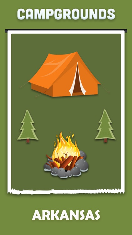 Arkansas Campgrounds Offline