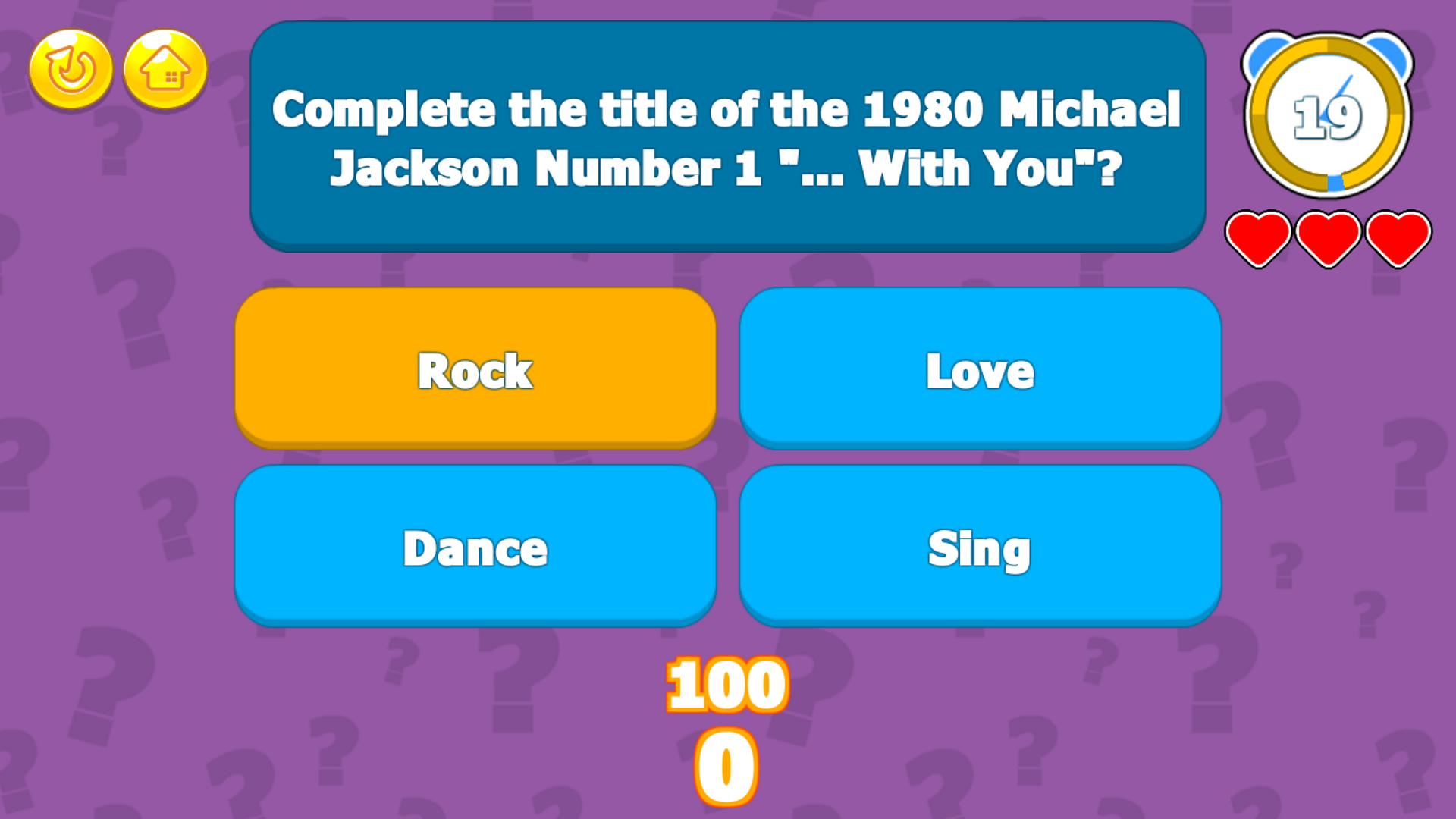 The Music Trivia Challenge screenshot 2