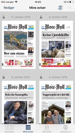 møre nytt avis