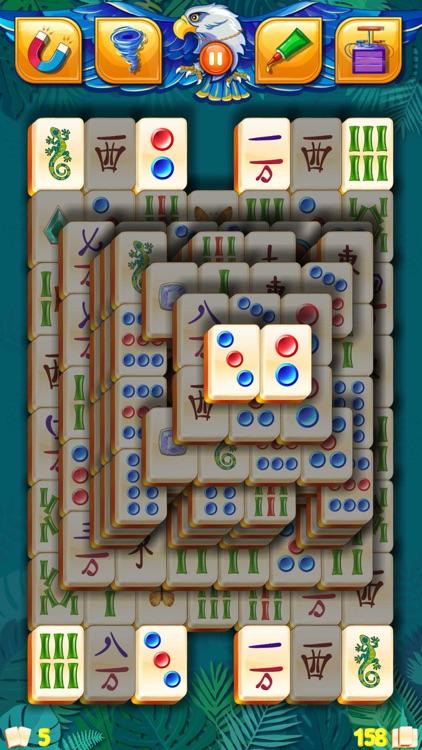 Mahjong: Titans Cliff screenshot-4