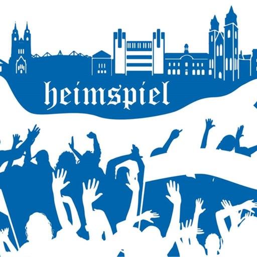 Heimspiel Magdeburg