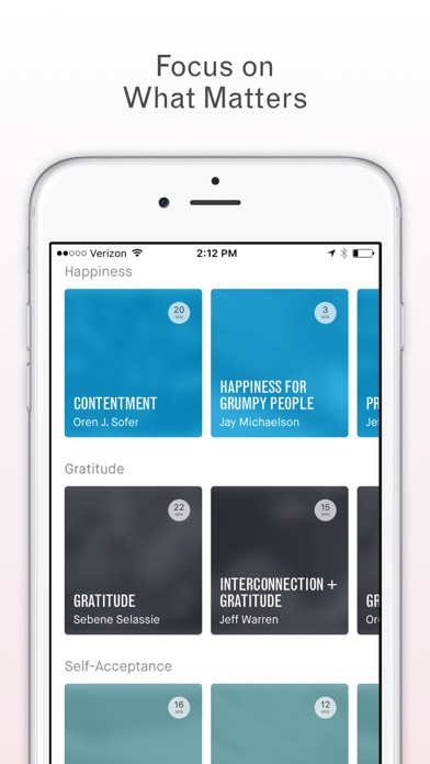 10% Happier: Guided Meditation app image