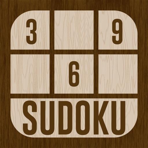 Sudoku Wood Puzzle