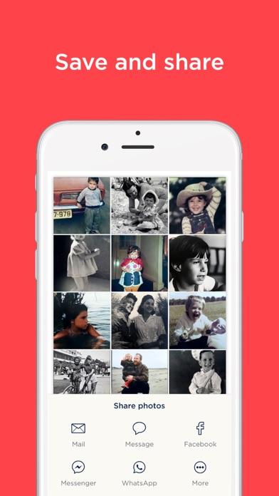 Photo Scanner by Photomyne app image