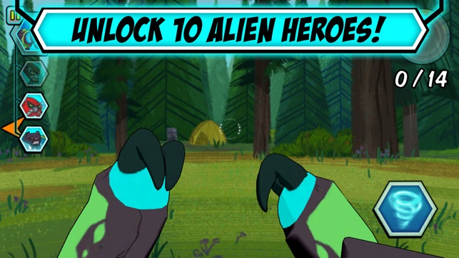 Ben 10: Alien Experience on the App Store