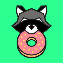 Ícone do app Donut County