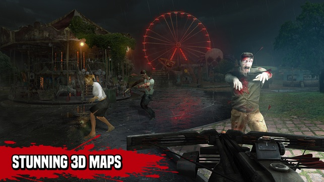 Zombie Hunter: Shooting games Screenshot