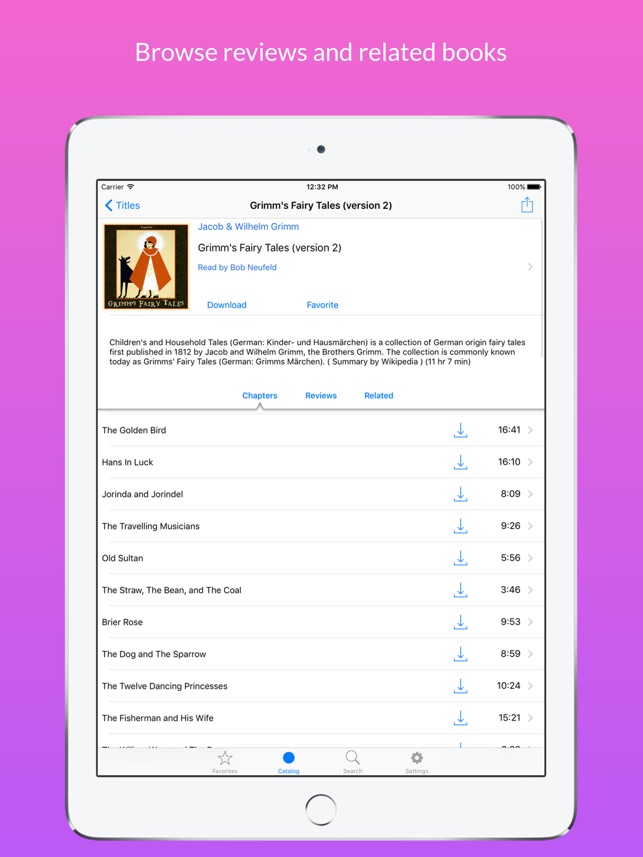 how to find audiobook on iphone