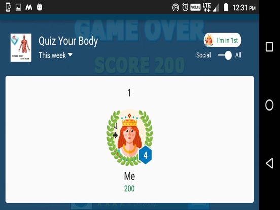 Quiz Your Body screenshot 8