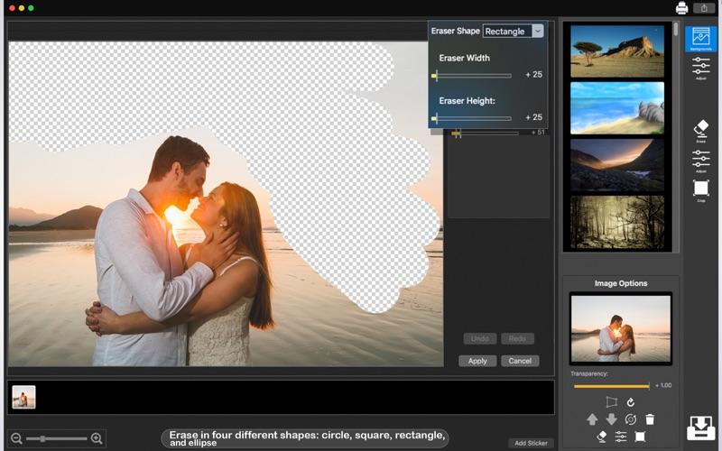 Cut Tool - Background Eraser screenshot 3