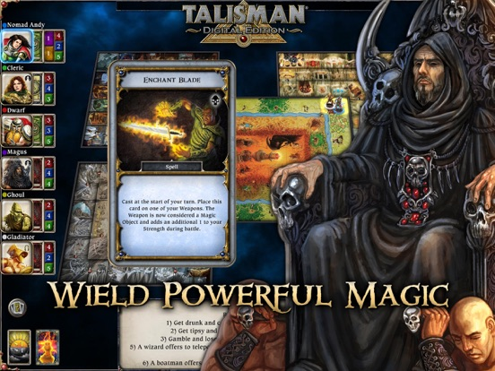 Screenshot #4 for Talisman: Digital Edition