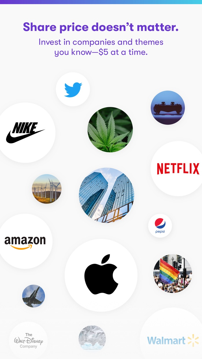 Stash: Invest. Learn. Save. Screenshot
